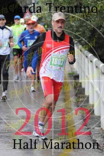 2012 - Garda Trentino Half Marathon 01