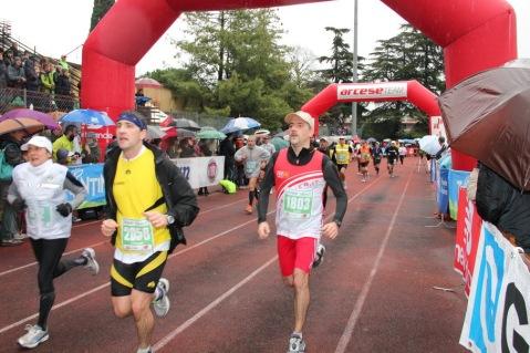2012 - Garda Trentino Half Marathon